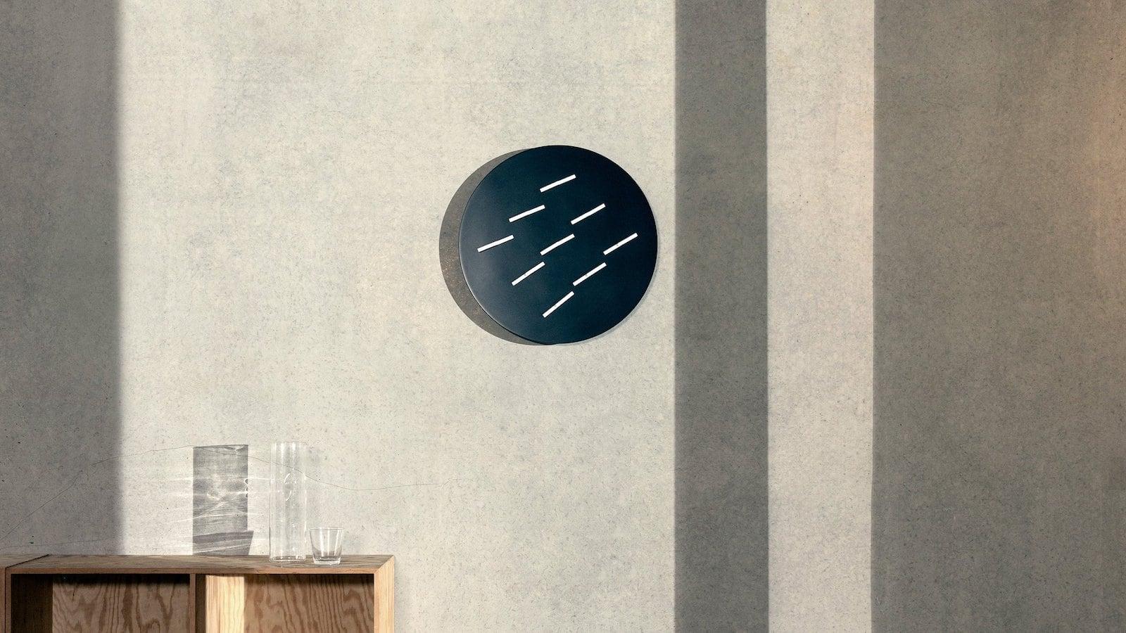 Humans since 1982 ClockClock 9 choreographed clock interprets time in a unique way