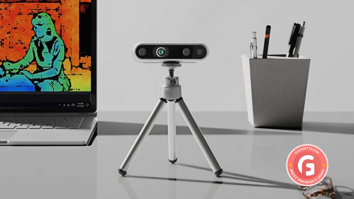 Intel RealSense D455 Depth Camera
