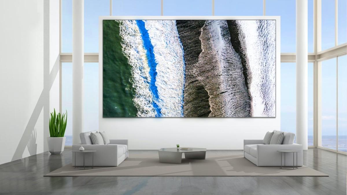 LG MAGNIT MicroLED TV