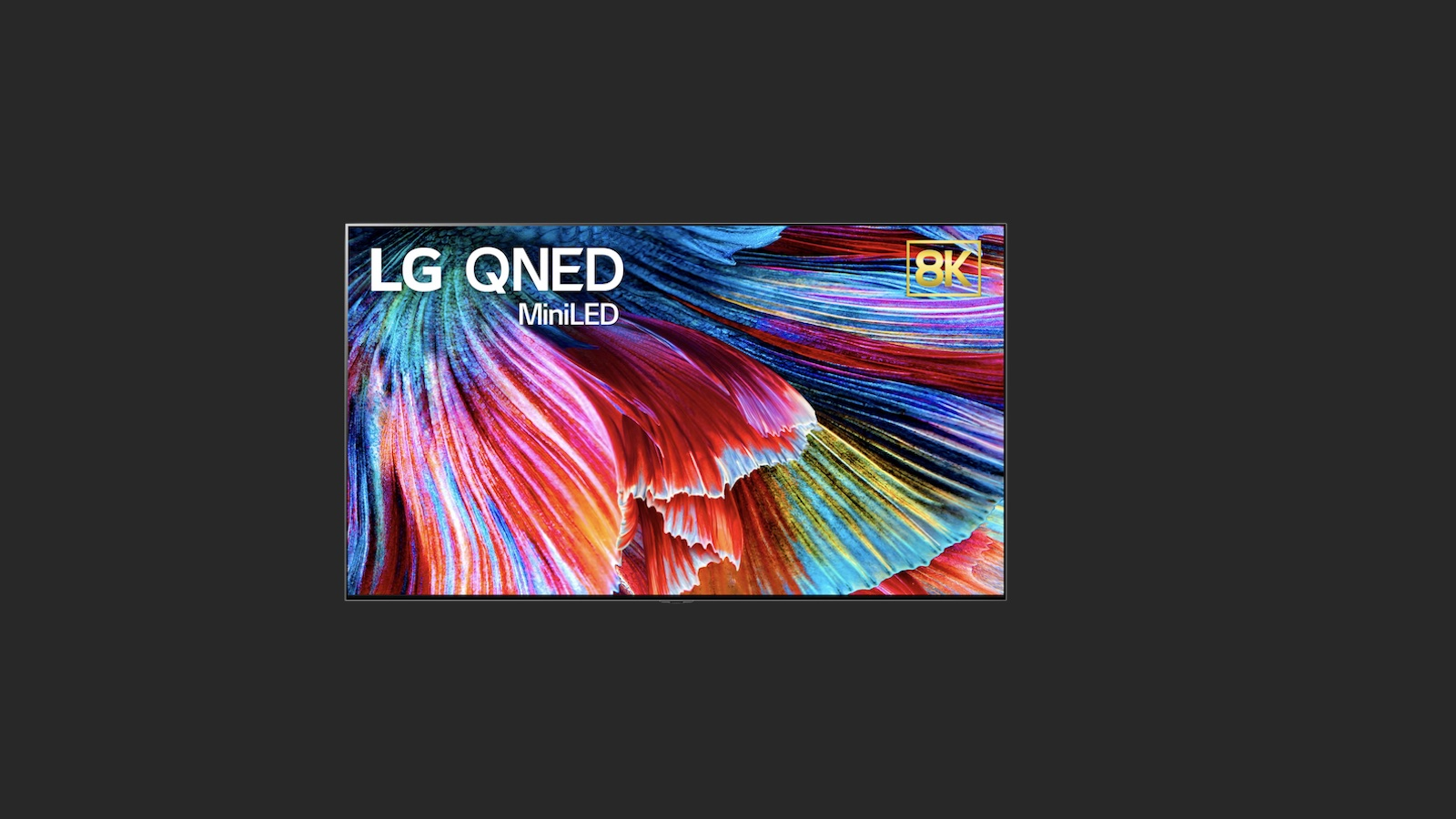 LG QNED Mini LED TV features quantum dot and NanoCell technologies
