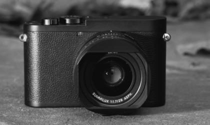 Leica Q2 Monochrom full-frame digital compact camera