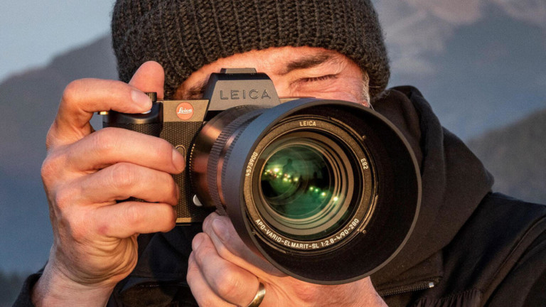 Leica SL2-S photo and video camera features fast and reliable focusing