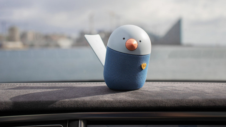 Libratone BIRD small Bluetooth speaker