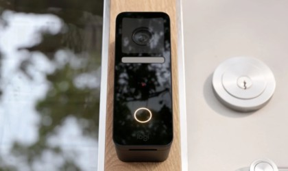 Logitech Circle View Wired Doorbell