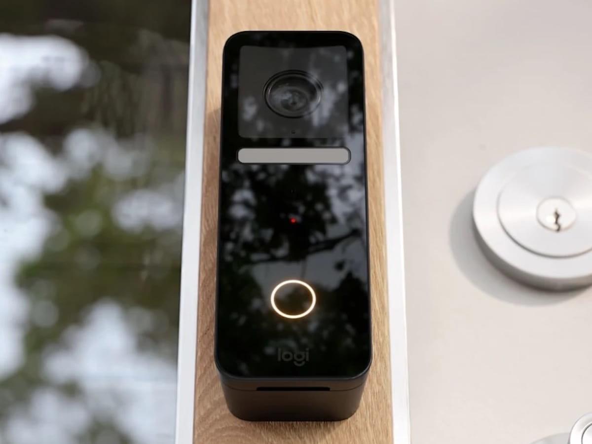Logitech Circle View is the first HomeKit doorbell with Apple HomeKit Secure Video