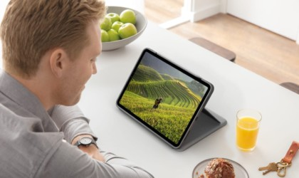Logitech Folio Touch iPad Keyboard Case