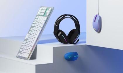 Logitech G733 lightspeed gaming headphones