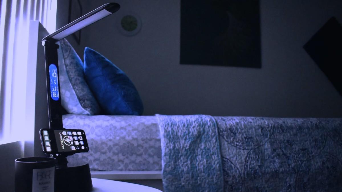 LumiCharge T2W Bluetooth LED Lamp
