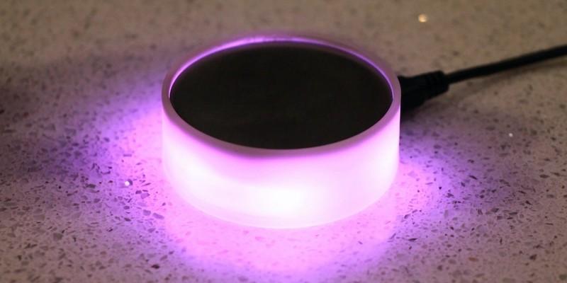MuteMe illuminated mute button