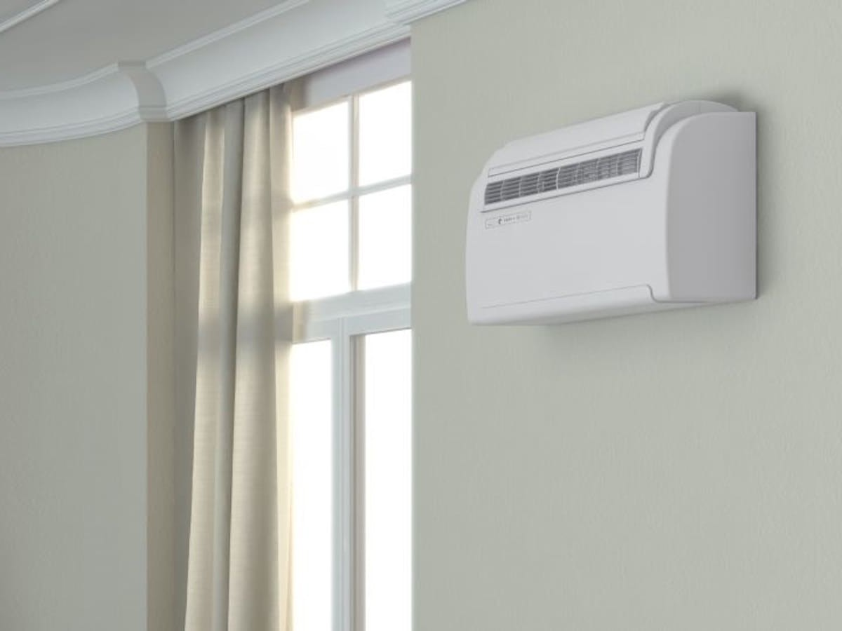 Olimpia Splendid Maestro Smart 9 HP heating and cooling unit keeps you comfy all year long
