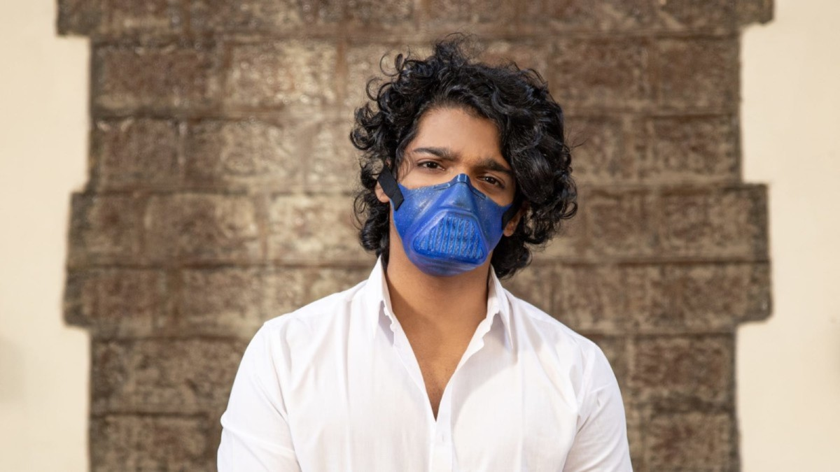 This new polymer mask is how to stay comfortable and safe