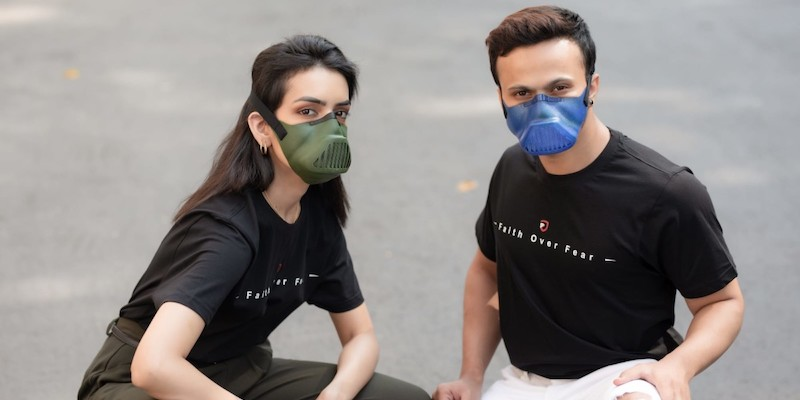 One Air Plus reusable mask
