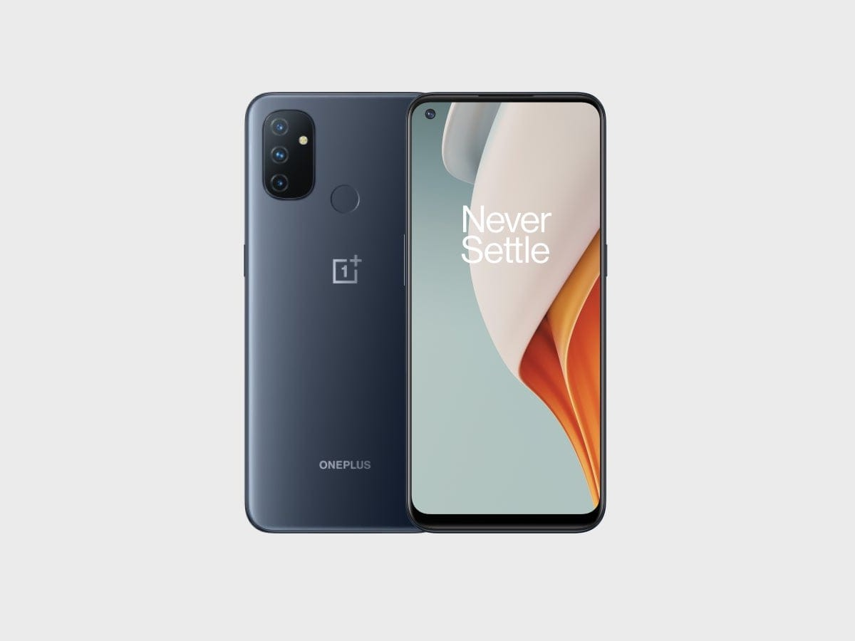 OnePlus Nord N100 powerful smartphone has a long-lasting 5,000 mAh battery