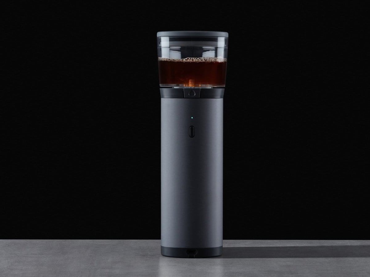 Osma portable coffee device makes cold brew in fewer than 2 minutes