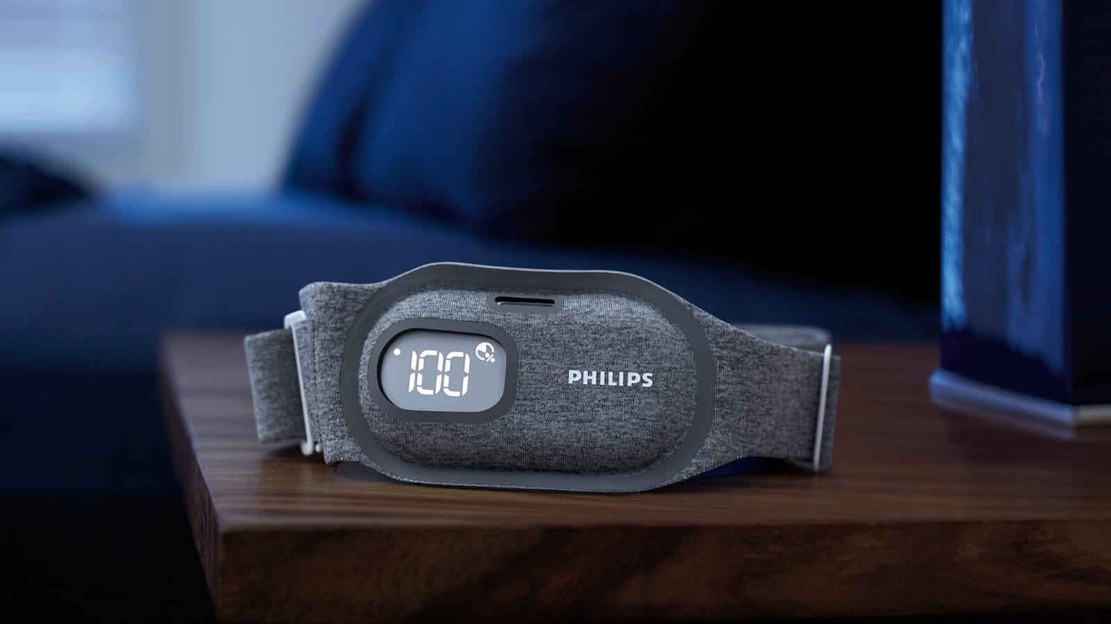 Philips SmartSleep Snoring Relief Band alerts you before your snoring starts