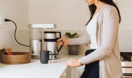 Ratio Six One-Button Coffee Maker