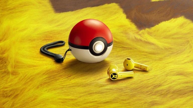 Razer Pokémon Pikachu Wireless Earbuds