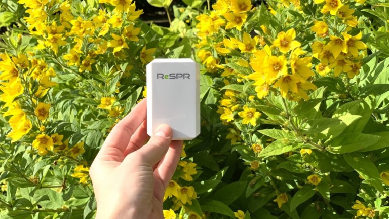 ReSPR SeLF wearable ion emitter