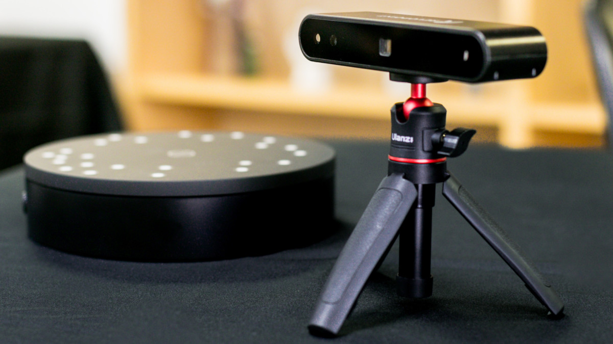 Revopoint POP 3D Scanner performs high-precision scanning for 3D printing »  Gadget Flow