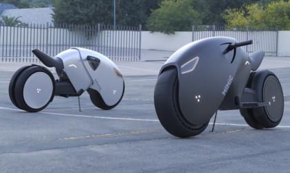 Roman Dolzhenko Concept Superbike