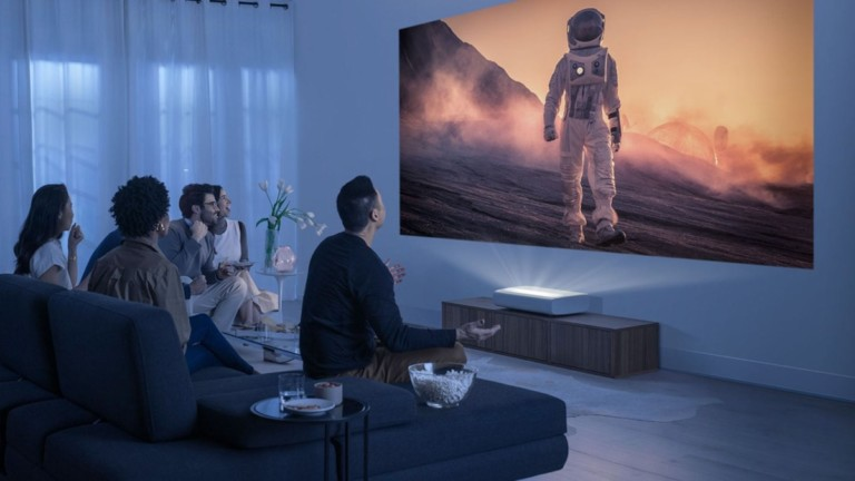 "Samsung 120"" The Premiere 4K Projector"