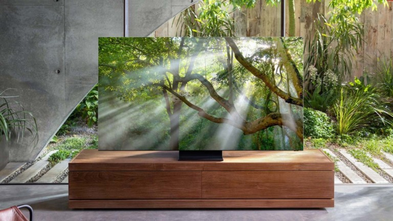 Samsung Q950TS QLED 8K Smart TV