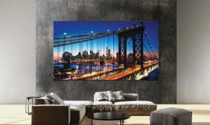 Samsung The Wall MicroLED Modular TV