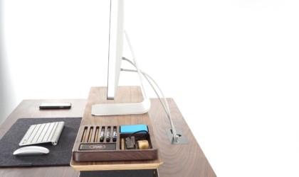Sean Woolsey Efficiently Designed Smart Desk