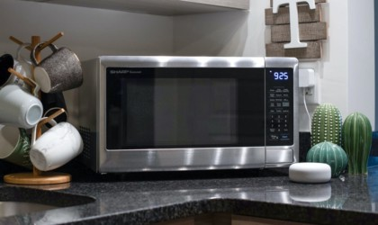 Sharp Smart Countertop Microwave Ovens