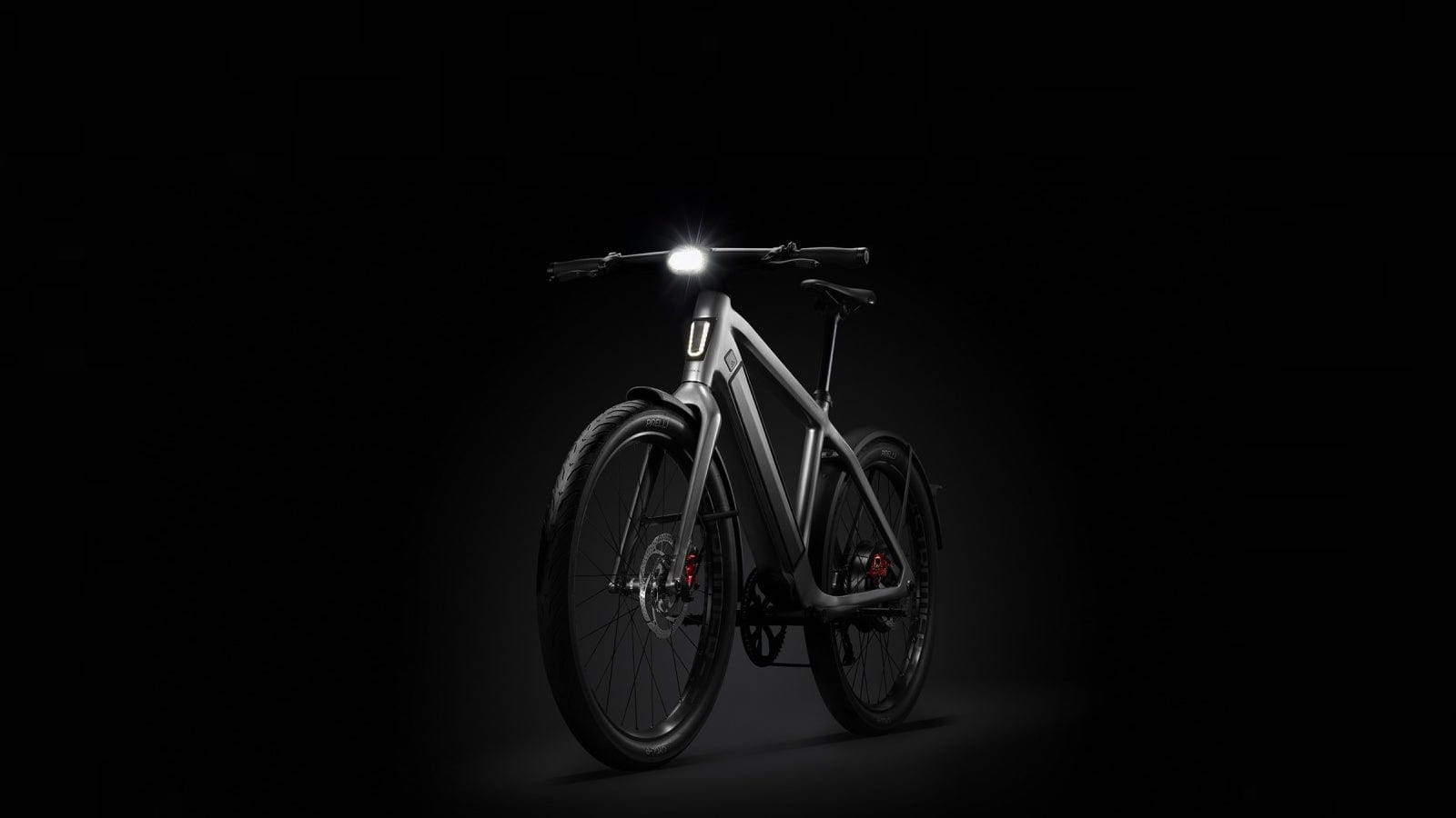 Stromer ST5 limited-edition eBike has a fully integrated antilocking braking system