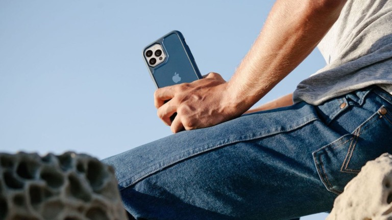 Survivor Refined Rugged ultraprotective iPhone 12 cases withstand the elements