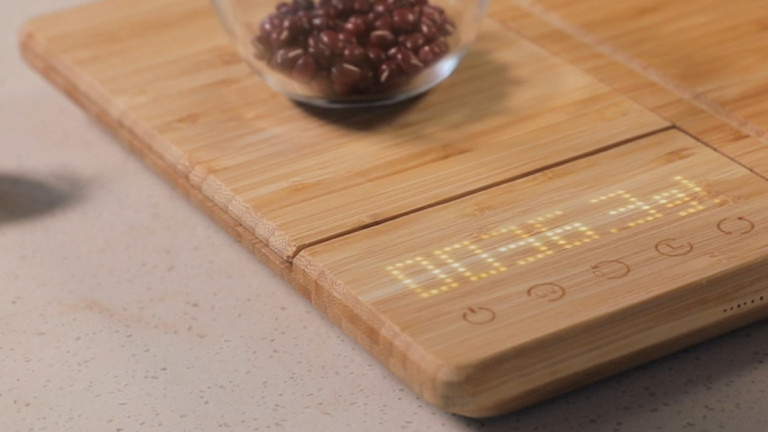 The Yes Company ChopBox smart cutting board