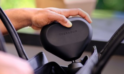 herabody Theragun mini Portable Massage Device