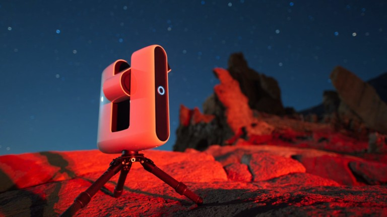 Vaonis Vespera lightweight telescope offers a new way to explore the universe
