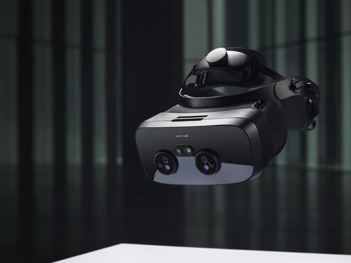 Varjo XR-3 mixed reality headset features photorealistic visual fidelity