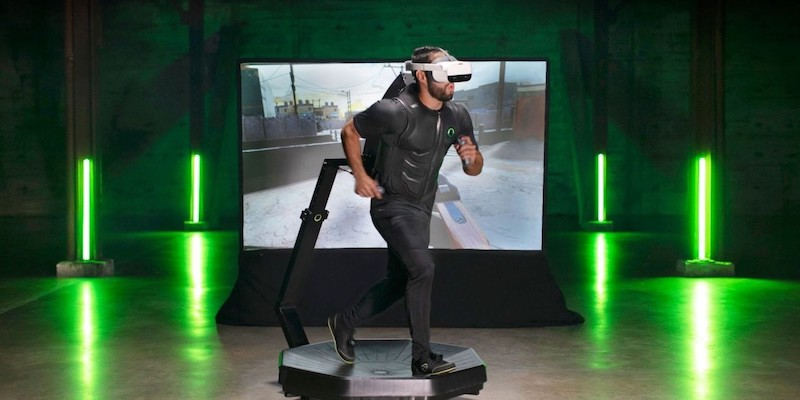 Virtuix Omni One VR treadmill