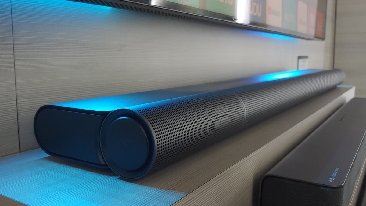 Vizio Elevate Rotating Sound Bar