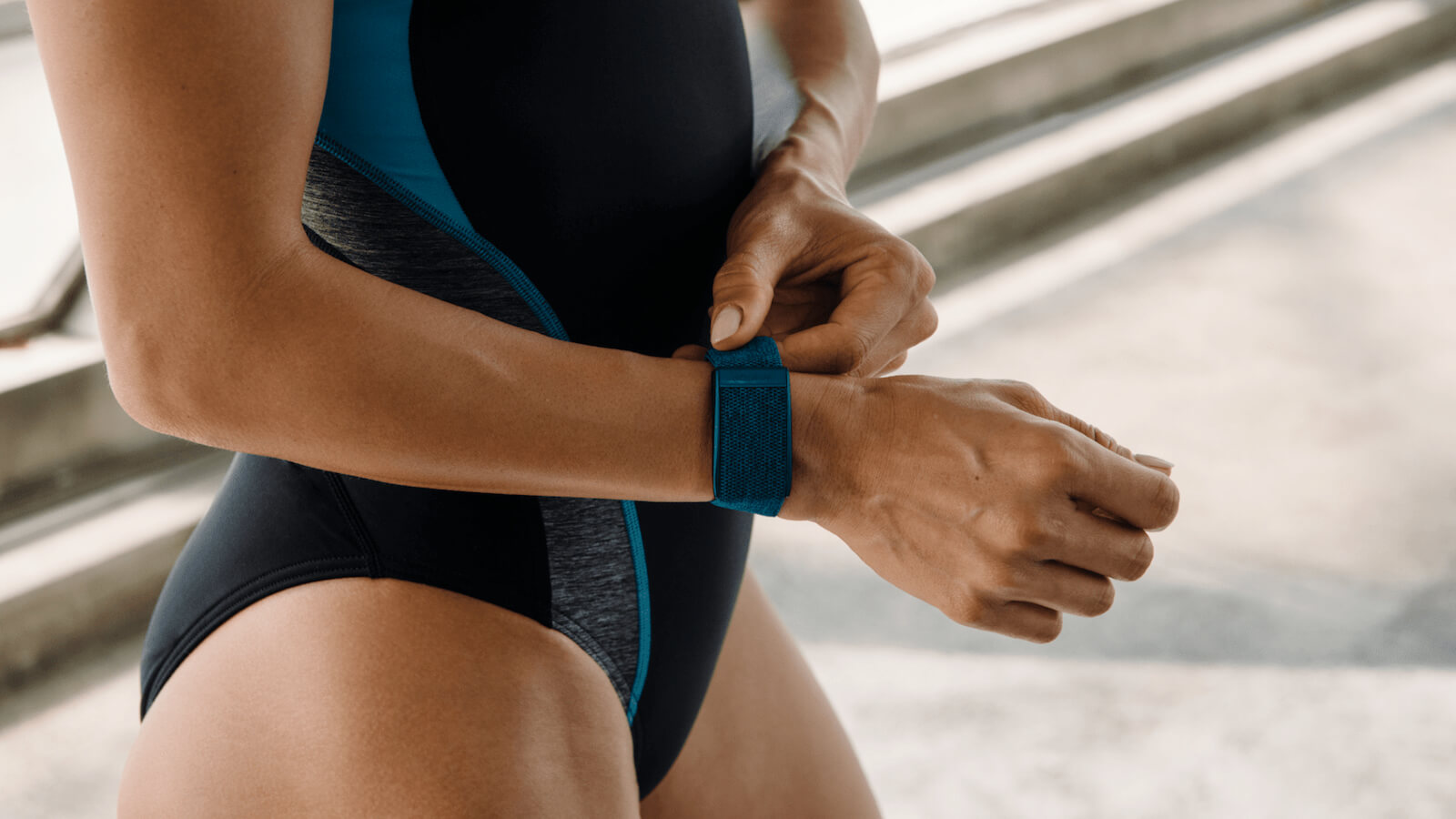 WHOOP Strap 3.0 activity tracker wearable collects data to help you understand your body