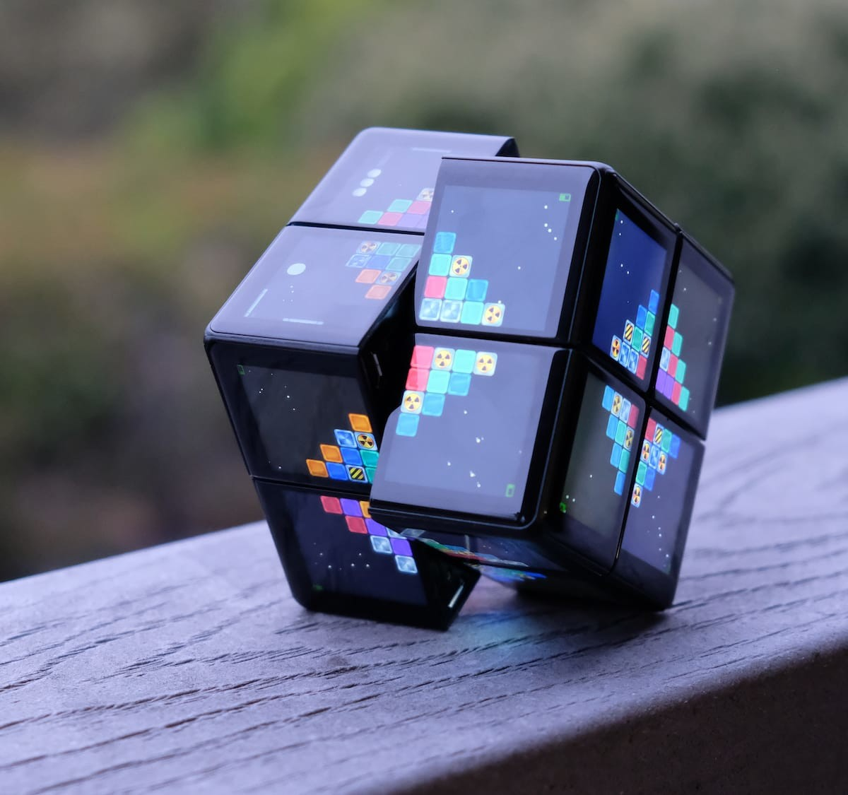 WOWCube System handheld game is a truly next-generation way to play