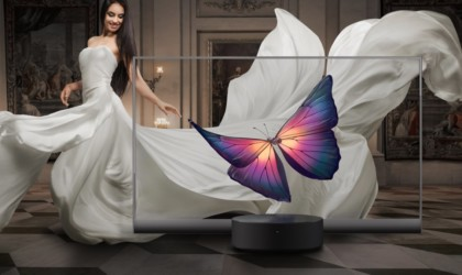 Xiaomi Mi TV LUX OLED Transparent Edition clear TV