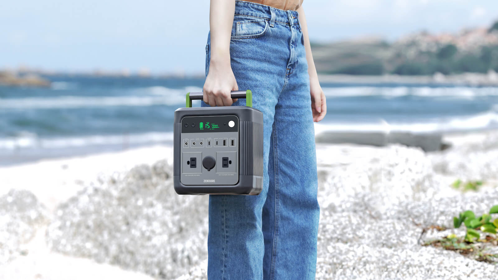 Zendure SuperBase 500 518 Wh powerstation is designed for high-powered devices