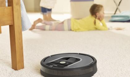iRobot Roomba 960 Wi-Fi Connected Robot Vacuum