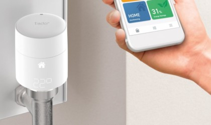 tado° Smart Radiator Thermostat V3+ home heating system