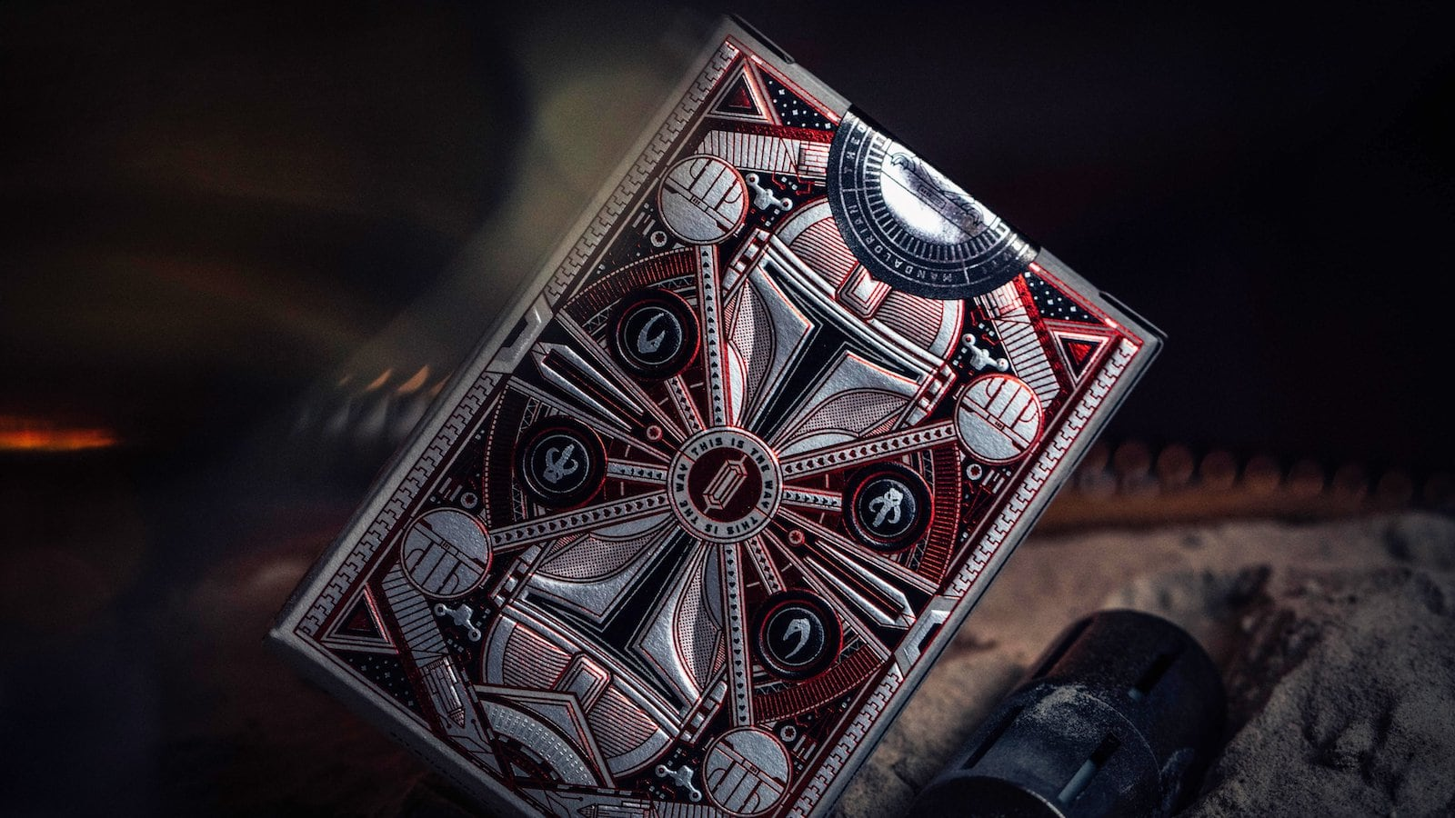 theory11 The Mandalorian Playing Cards