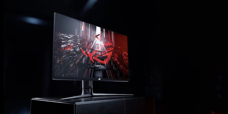ASUS ROG Swift 32-inch 4K gaming monitor