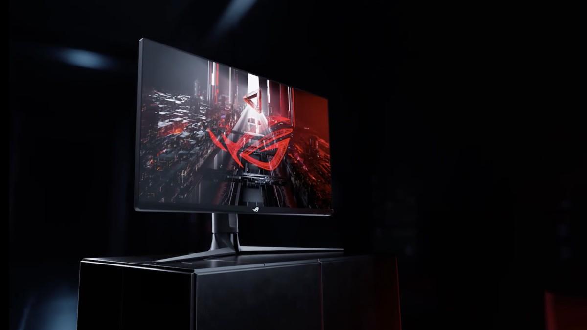 ASUS ROG Swift 32-inch 4K monitor