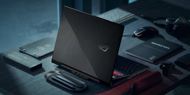 ASUS ROG Zephyrus Duo 15 SE gaming laptop