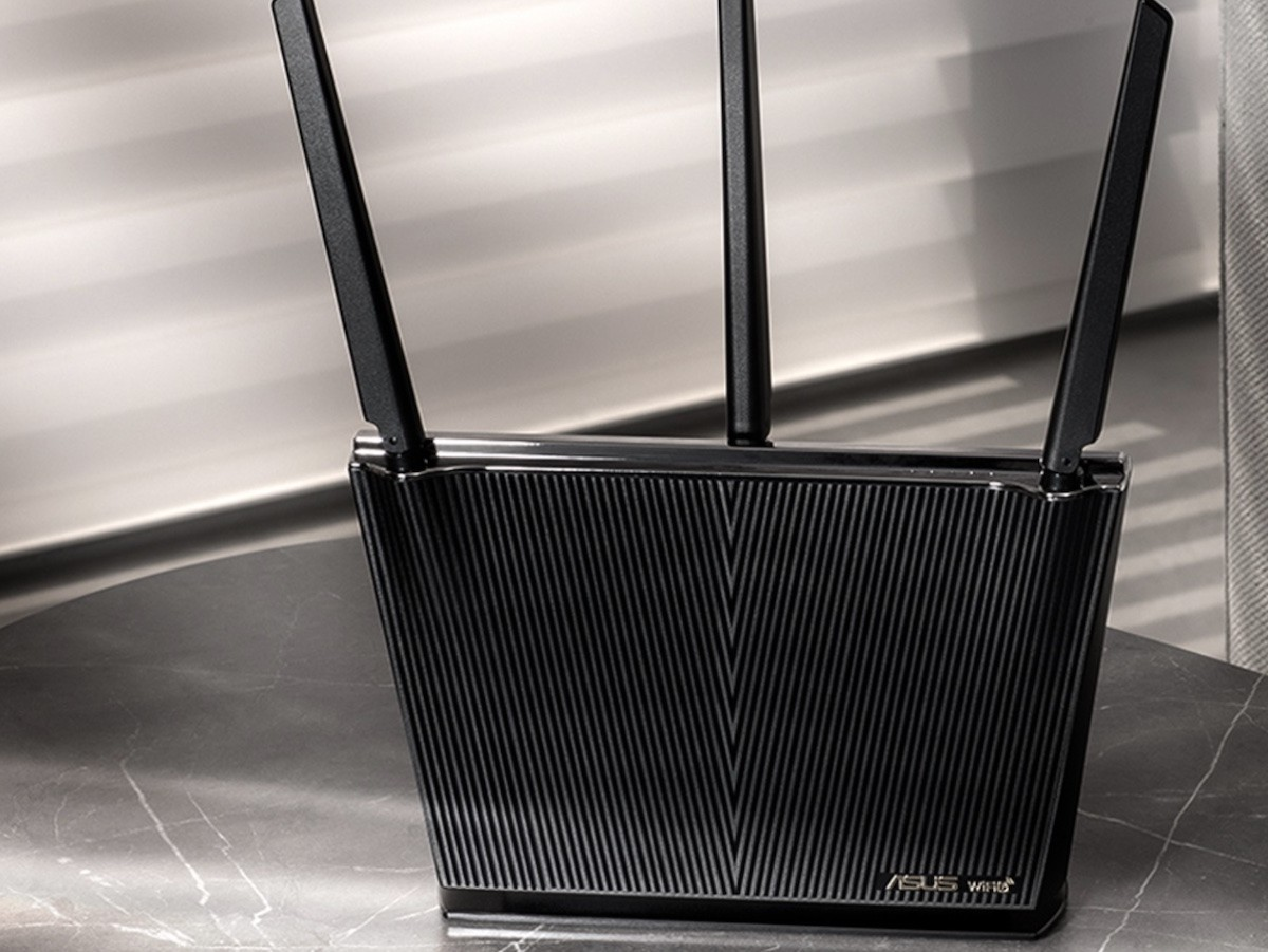 ASUS RT-AX68U dual-band Wi-Fi 6 router lets you connect to it from anywhere in the world