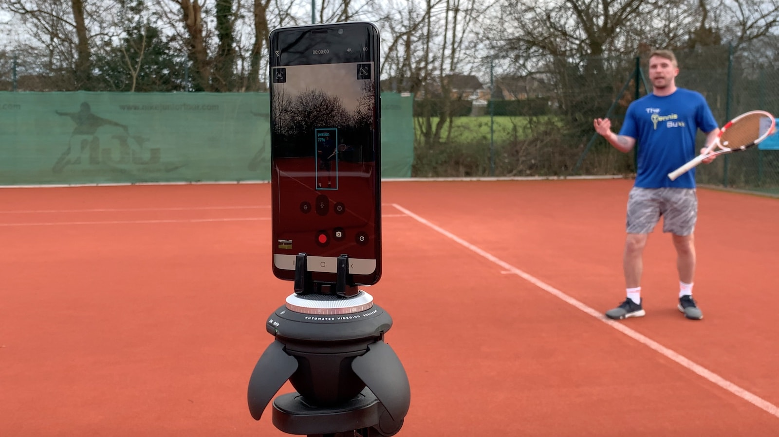 AVA automated videoing assistant is a tracking robot that films people on the move