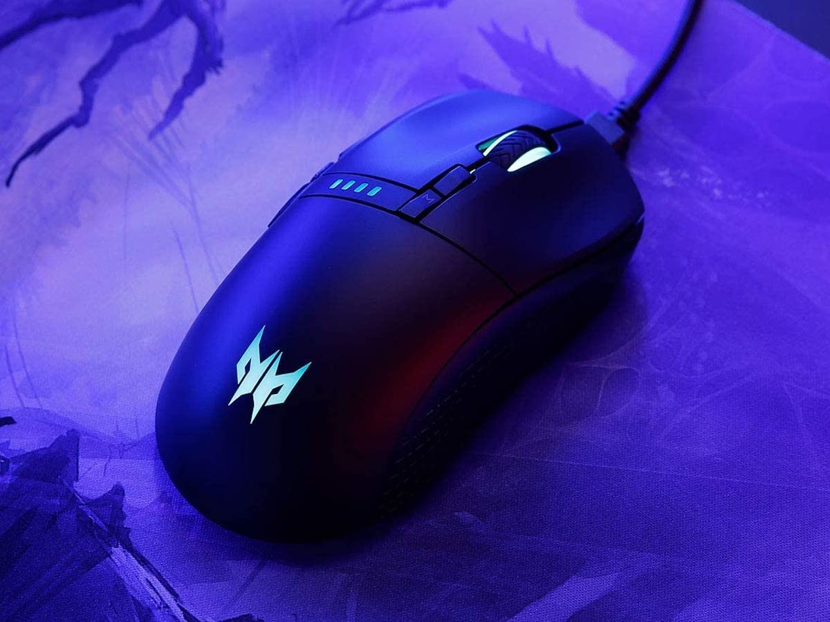 Acer Predator Cestus 350 wireless gaming mouse lets you move with freedom and speed